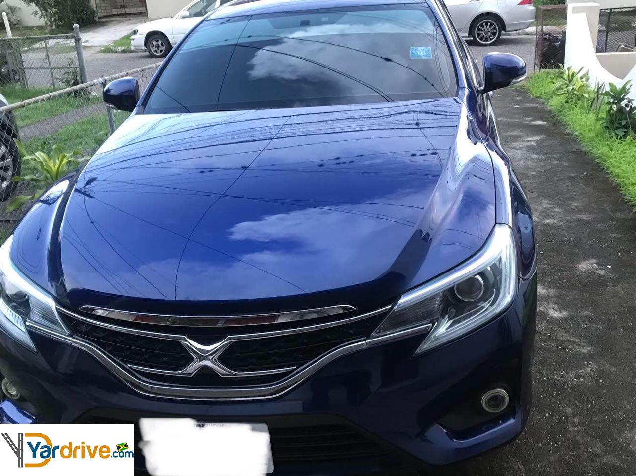 Cars For Sale In Jamaica With Financing: Cars For Sale In Jamaica 2014 Used Toyota Mark X ((( PRICE