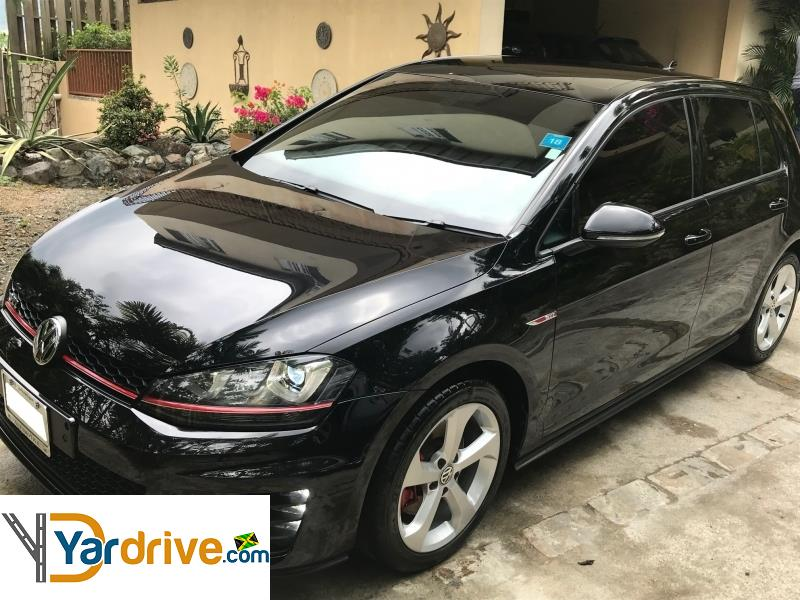 2016 Used Volkswagen Golf Gti Other For Sale In Jamaica 5 000 000 Yardrive Vehicle Id Yd454874ed6