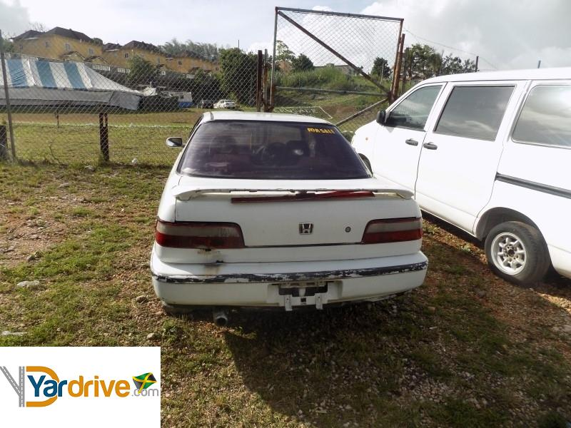 Cars For Sale In Jamaica With Financing: Cars For Sale In Jamaica 1990 Used Honda Integra Coupe