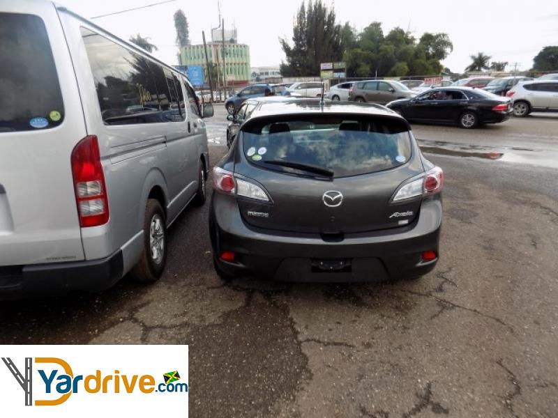 2012 Used Mazda Axela Hatchback For Sale In Jamaica Call