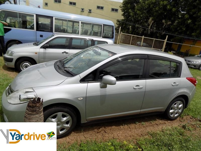 2011 Used Nissan Tiida Hatchback For Sale In Jamaica