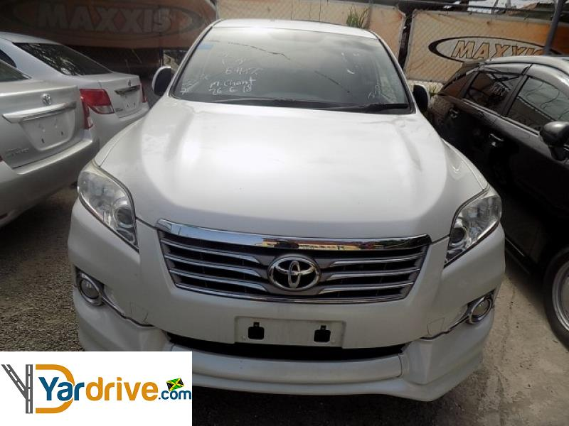 Cars For Sale In Jamaica 2013 Used Toyota vanguard Other Call for ...