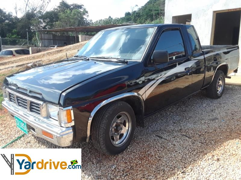 daab411c32 1990 Used Nissan Pickup Truck for sale in Jamaica  550