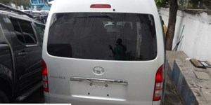 2013 Used Toyota Hiace For Sale, Kingston