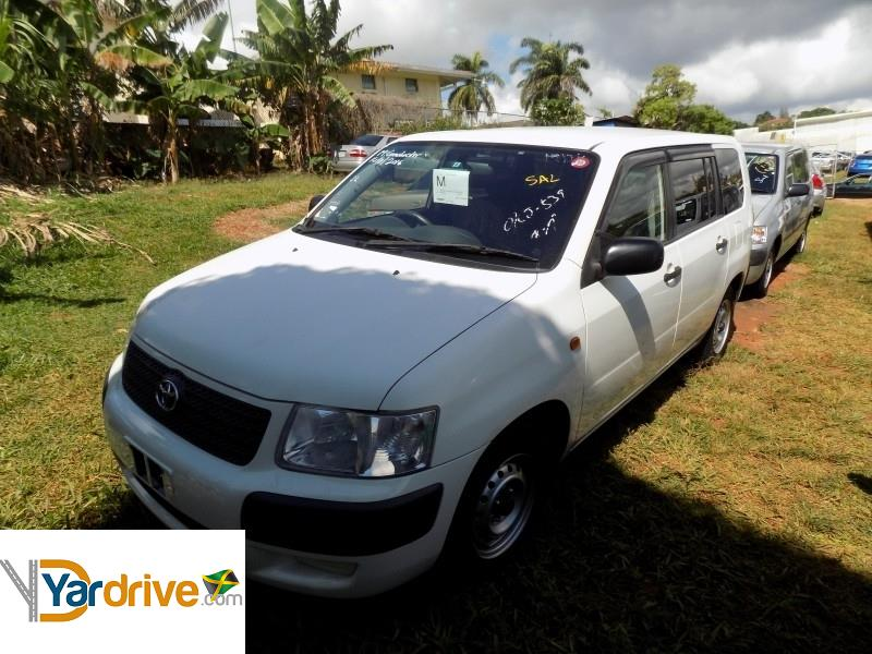 2011 Used Toyota Probox Succeed Other For Sale In Jamaica Call For