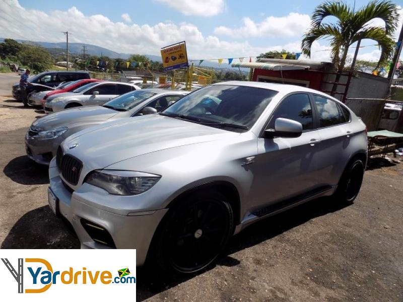 2009 Used Bmw X6 Suv For Sale In Jamaica Call For Price