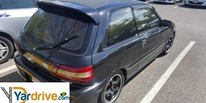 1995 Used Toyota Starlet GT For Sale, St. Catherine