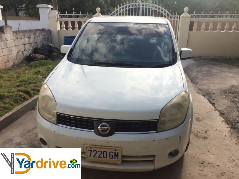 Cars For Sale In Jamaica 2007 Used Nissan Lafesta