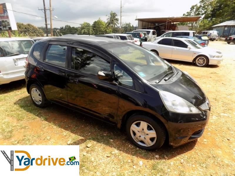 Cars For Sale In Jamaica 2008 Used Honda Fit Hatchback