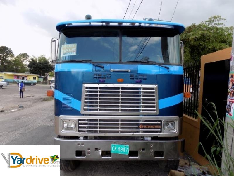 1990 Used International Truck Truck For Sale In Jamaica