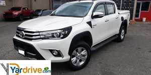 2017 Used Toyota Hilux Revo For Sale, St. Catherine