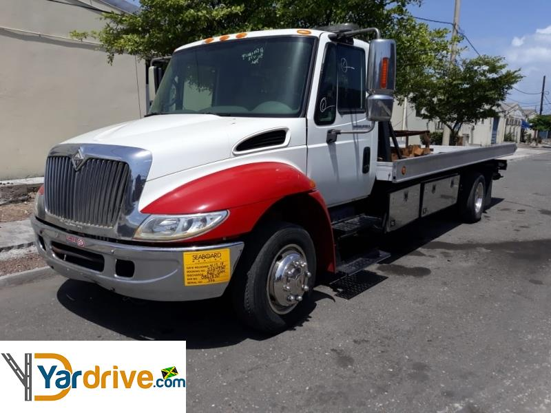2005 Used International Wrecker Other For Sale In Jamaica