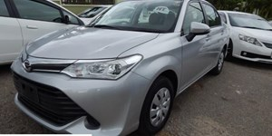 2015 Used Toyota Axio For Sale, Manchester