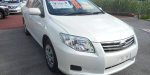 2010 Used Toyota Axio For Sale, Saint James