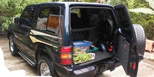 1997 Used Mitsubishi Pajero For Sale, St. Catherine