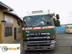 Used Hino box body Truck Other $5,500,000.00